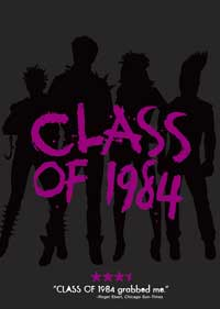 Class of 1984 - 11 x 17 Movie Poster - Style E