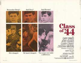 Class of '44 - 11 x 14 Movie Poster - Style A
