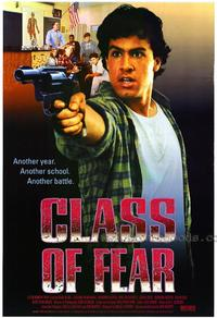 Class of fear - 27 x 40 Movie Poster - Style A