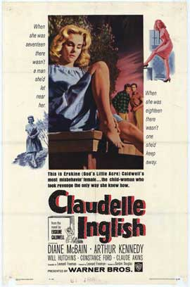 Claudelle Inglish - 11 x 17 Movie Poster - Style A