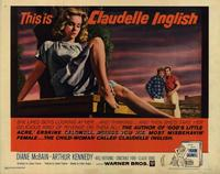 Claudelle Inglish - 22 x 28 Movie Poster - Half Sheet Style A