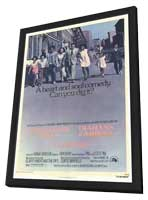 Claudine - 27 x 40 Movie Poster - Style A - in Deluxe Wood Frame