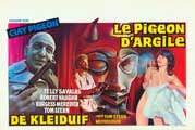 Clay Pigeon - 11 x 17 Movie Poster - Belgian Style A