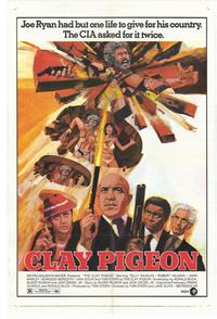 Clay Pigeon - 11 x 17 Movie Poster - Style A
