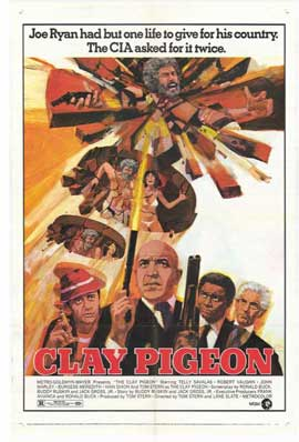 Clay Pigeon - 27 x 40 Movie Poster - Style A