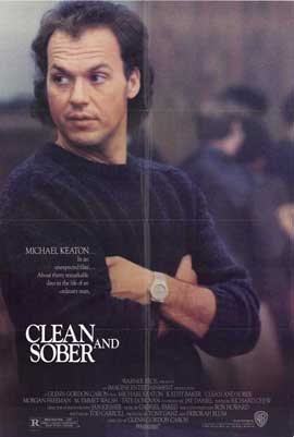 Clean and Sober - 27 x 40 Movie Poster - Style A