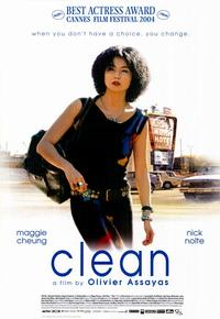 Clean - 11 x 17 Movie Poster - Style A
