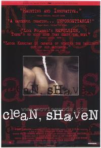 Clean, Shaven - 11 x 17 Movie Poster - Style A