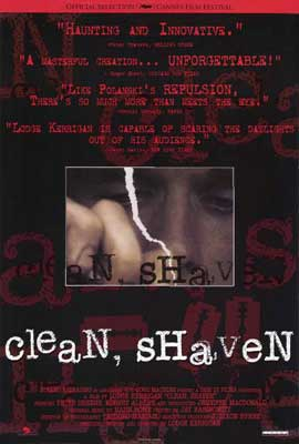 Clean, Shaven - 27 x 40 Movie Poster - Style A