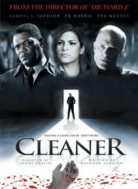 Cleaner - 11 x 17 Movie Poster - Style C