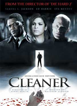 Cleaner - 27 x 40 Movie Poster - Style C
