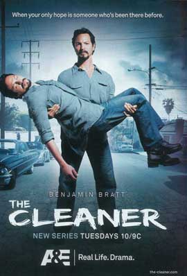 Cleaner, the (TV) - 27 x 40 TV Poster - Style B