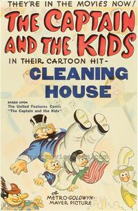 Cleaning House - 43 x 62 Movie Poster - Bus Shelter Style A