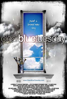 Clear Blue Tuesday - 11 x 17 Movie Poster - Style A