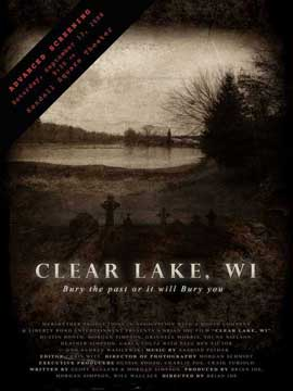 Clear Lake, WI - 11 x 17 Movie Poster - Style A