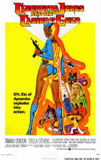 Cleopatra Jones & the Casino of Gold - 11 x 17 Movie Poster - Style A