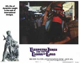 Cleopatra Jones & the Casino of Gold - 11 x 14 Movie Poster - Style A