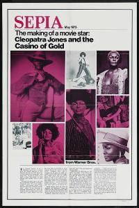 Cleopatra Jones & the Casino of Gold - 11 x 17 Movie Poster - Style B