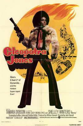 Cleopatra Jones - 11 x 17 Movie Poster - Style B