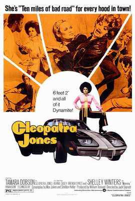 Cleopatra Jones - 27 x 40 Movie Poster - Style A