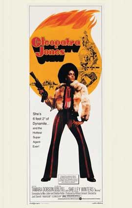 Cleopatra Jones - 11 x 17 Movie Poster - Style C