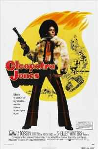 Cleopatra Jones - 43 x 62 Movie Poster - Bus Shelter Style B