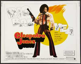 Cleopatra Jones - 11 x 14 Movie Poster - Style A