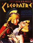 Cleopatra - 11 x 17 Movie Poster - French Style A