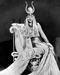 Cleopatra - 8 x 10 B&W Photo #8