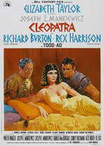Cleopatra - 27 x 40 Movie Poster - Style E