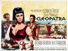Cleopatra - 27 x 40 Movie Poster - UK Style A