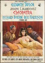 Cleopatra - 11 x 17 Movie Poster - Italian Style B