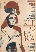 Cleopatra - 11 x 17 Movie Poster - Polish Style A