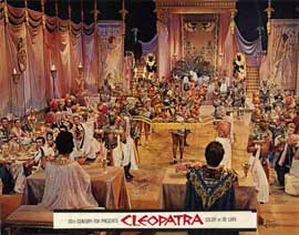 Cleopatra - 11 x 14 Movie Poster - Style E