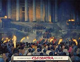Cleopatra - 11 x 14 Movie Poster - Style F