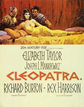 Cleopatra - 11 x 17 Movie Poster - Style B