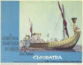 Cleopatra - 11 x 14 Movie Poster - Style I