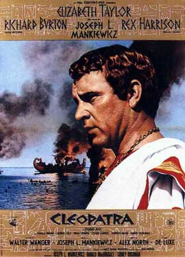 Cleopatra - 11 x 17 Movie Poster - Style H