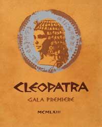 Cleopatra - 11 x 17 Movie Poster - Style I