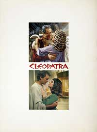 Cleopatra - 27 x 40 Movie Poster - Style H
