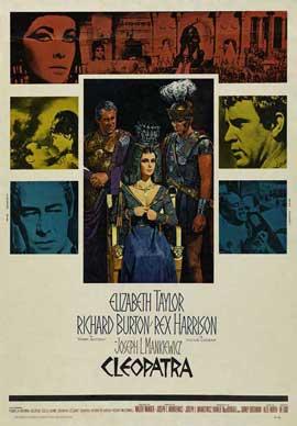 Cleopatra - 27 x 40 Movie Poster - Style I