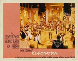 Cleopatra - 11 x 14 Movie Poster - Style M