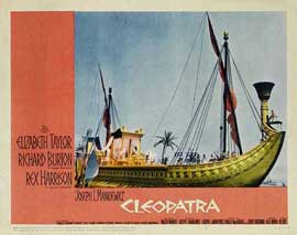 Cleopatra - 11 x 14 Movie Poster - Style N