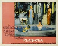 Cleopatra - 11 x 14 Movie Poster - Style O