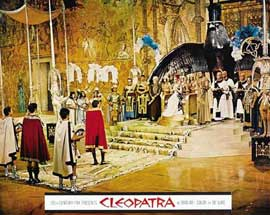 Cleopatra - 11 x 14 Movie Poster - Style S