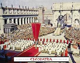 Cleopatra - 11 x 14 Movie Poster - Style U