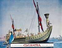 Cleopatra - 11 x 14 Movie Poster - Style Z