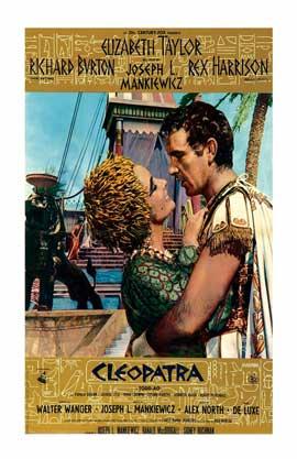 Cleopatra - 11 x 17 Movie Poster - Italian Style C