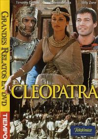 Cleopatra - 27 x 40 Movie Poster - Spanish Style A
