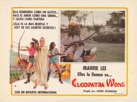 Cleopatra Wong - 43 x 62 Poster - Foreign - Bus Shelter Style B